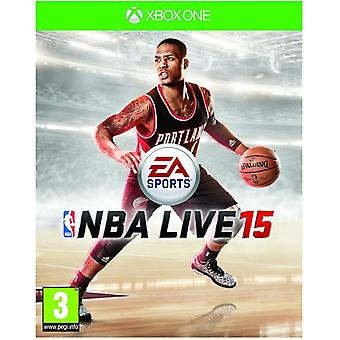 NBA Live 15 Xbox One Game