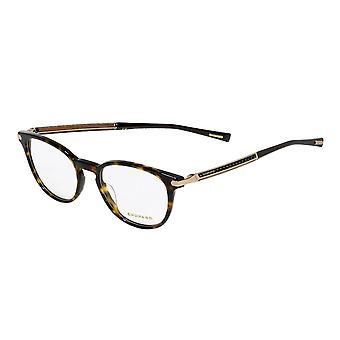 Chopard VCH250 0722 Shiny Dark Havana Glasses