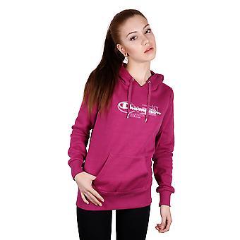 Champion Original Women All Year Sweatshirt Pink Color - 69480
