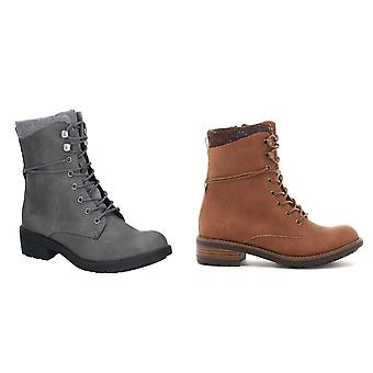 Rocket Dog Womens/Ladies Tayte Lace Up Boot