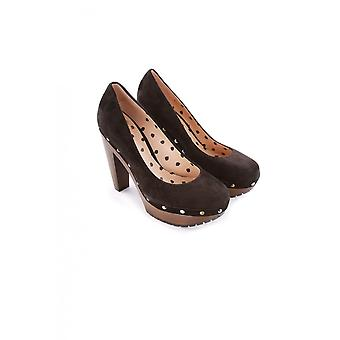 Paul Smith Womens Veronica Suede Studded Shoe