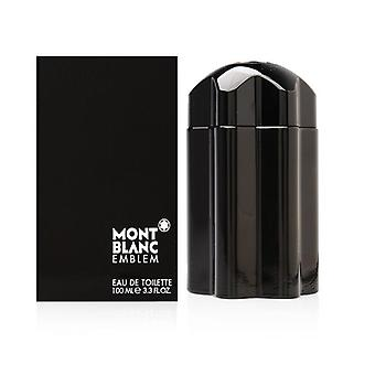 Emblema montblanc para homens 3.3 oz eau de spray de toilette