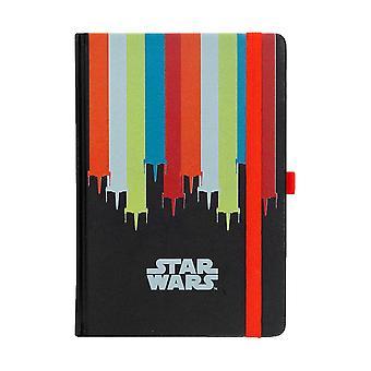 Premium A5 Notebook-Star Wars (Nostalgia)