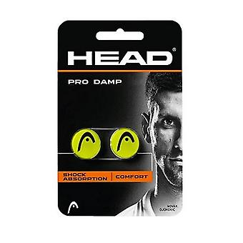 Vibration Dampener Head PRO DAMP Gelb