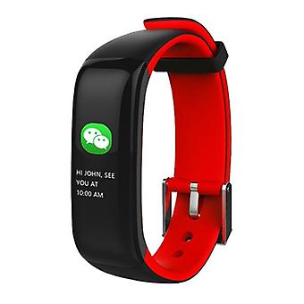 "Activiteit Bangle BRIGMTON BSPORT-15-R 0,96"" OLED 150 mAh Bluetooth 4.0 Red"