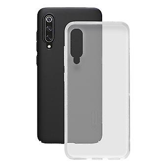 Mobiele cover Xiaomi Mi 9t Contact Flex TPU Transparant