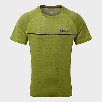 Neue North Ridge Men's Energy Active Short Sleeve Top Gelb