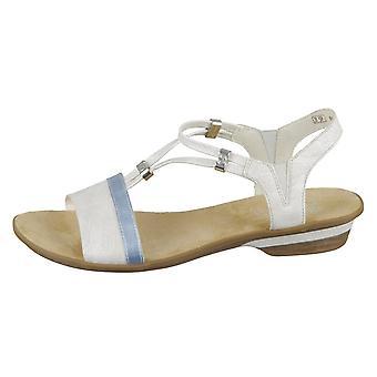 Rieker 634G380 universal summer women shoes