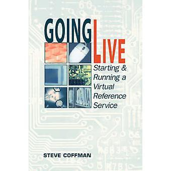 Andare in diretta - Avvio ed esecuzione di un servizio di riferimento virtuale di Steve