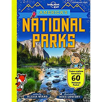 America's National Parks by Lonely Planet Kids - 9781788681155 Book