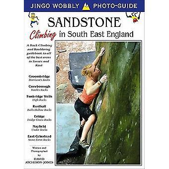 Sandstein - Klettern in Südost-England - ein Kletterfelsen und Boulde