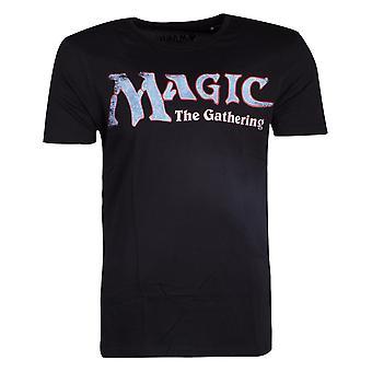 Official Magic: The Gathering Logo Men's T-shirt