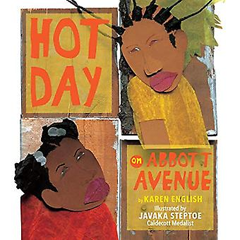 Hot Day on Abbott Avenue by Karen English - 9781328500069 Book