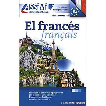 El Frances - Methode de francais pour hispanophones - 9782700508437 Bo