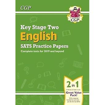 KS2 English SATS Practice Papers for the 2021 tests by Books & CGP