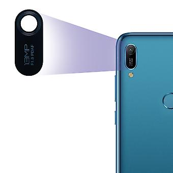 Rear Camera Lens Glass Cover with Black Outline for Huawei Y6 2019