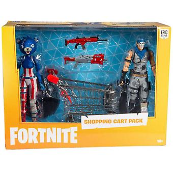 McFarlane Fornite Fortnite Shopping Cart Pack