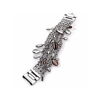 ZOPPINI Stainless Steel Coffee Bracelet