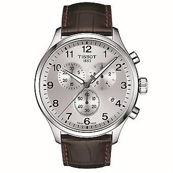 Tissot T116.617.16.037.00 Chronograph Silver Dial Men's Watch