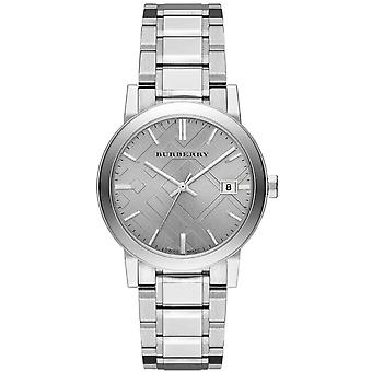 Burberry BU9035 Small Check Stamped Bracelet Femmes-apos;s Montre