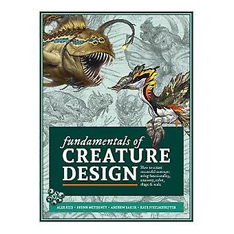 Fundamentals of Creature Design - How to Create Successful Concepts Us