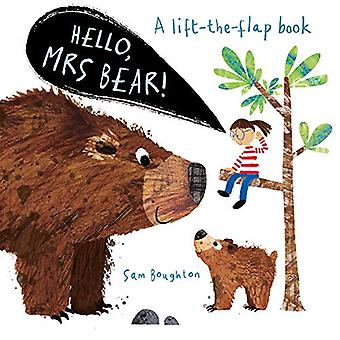 Hello - Mrs Bear! by Sam Boughton - 9781787415720 Book