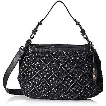Legend LASINO Black Women's shoulder bag (Black 0001)) 3x24x33 cm (B x H x T)