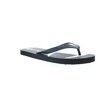 Campione Flip C Split W Mens Nero Sintetico Flip-Flops Sandali Scarpe