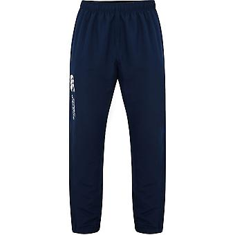 Canterbury Mens Cuffed Stadium Side Zip Sweatpant Trousers