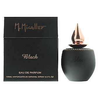 MMicallef Black Eau de Parfum 100ml Spray For Her