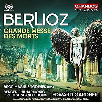 Berlioz / Kor - Grande Messe Des Morts 5 [SACD] USA import