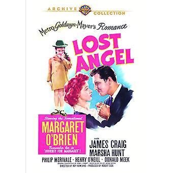 Ange perdue (1943) [DVD] USA import