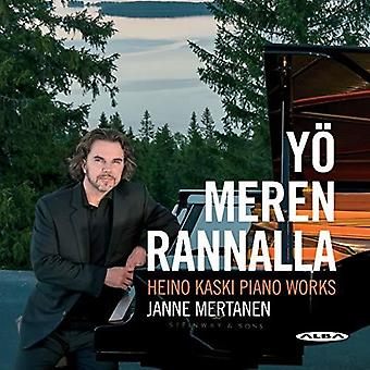 Yo Meren Rannalla [CD] USA import