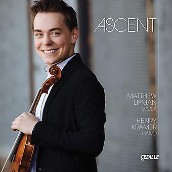 Ascent [CD] USA import