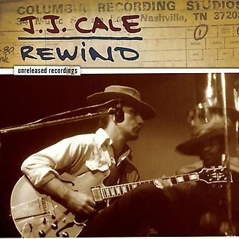 J.J. Cale - J.J. Cale: Rewind: The Unreleased Record [Vinyl] USA import