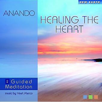 Anando - Healing the Heart [CD] USA import