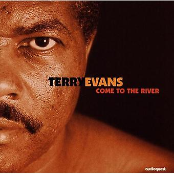 Terry Evans - Come to the River [CD] USA import