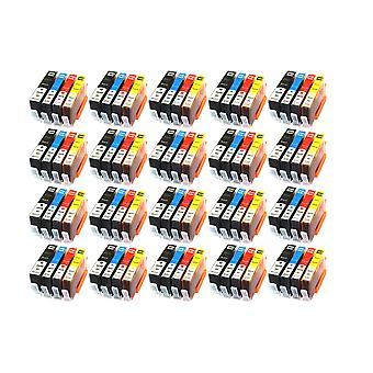 HP 364XL インク ユニット用 RudyTwos 20 x ブラック シアン マゼンタ ・黄色互換性 Photosmart 7510、7520、B8550、B8553、B8558、C5324、C5370、C5373、C5380、C5383、C5388、C5390、C5393、C6324、C6