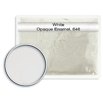 Chumbo opaco esmalte branco, 646, 25gm