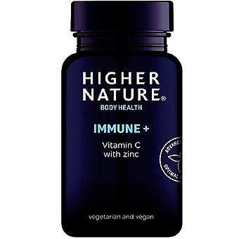 Higher Nature Immune+ Vegetable Tablets 30 (QIM030)