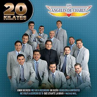 Los Angeles De Charly - 20 Kilates [CD] USA import