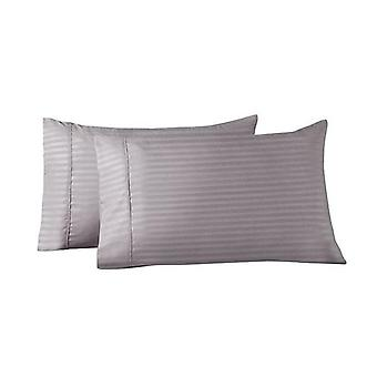 Royal Comfort Twin Pack Pillowcases Cooling Bamboo Blend