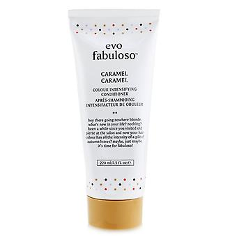 Evo Fabuloso Kleur intensiverende conditioner - # Caramel 220ml/7.5oz