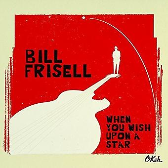 Bill Frisell - When You Wish Upon a Star [CD] USA import