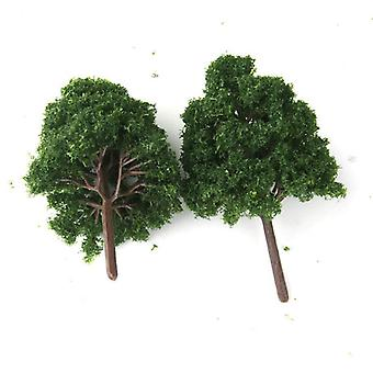 Model Trees - Diorama Tree Architecture Plants For Diy Scenery Landscape