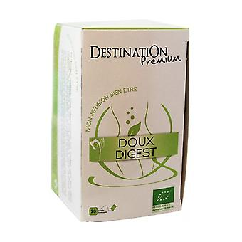 Sweet Digest Wellness Infusion ' 20 units of 1.5g