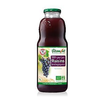 Jugo de uva puro 1000 ml