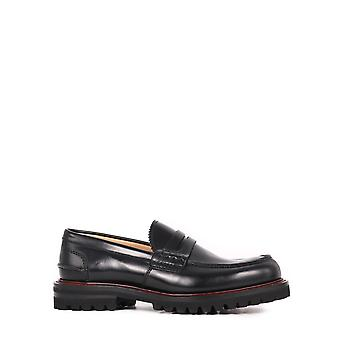 Church's Edc0859xvf0aab Men's Black Leather Loafers