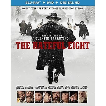 Hateful Eight [Blu-ray] USA import