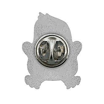 Psycho Penguin Enamel Pin Badge